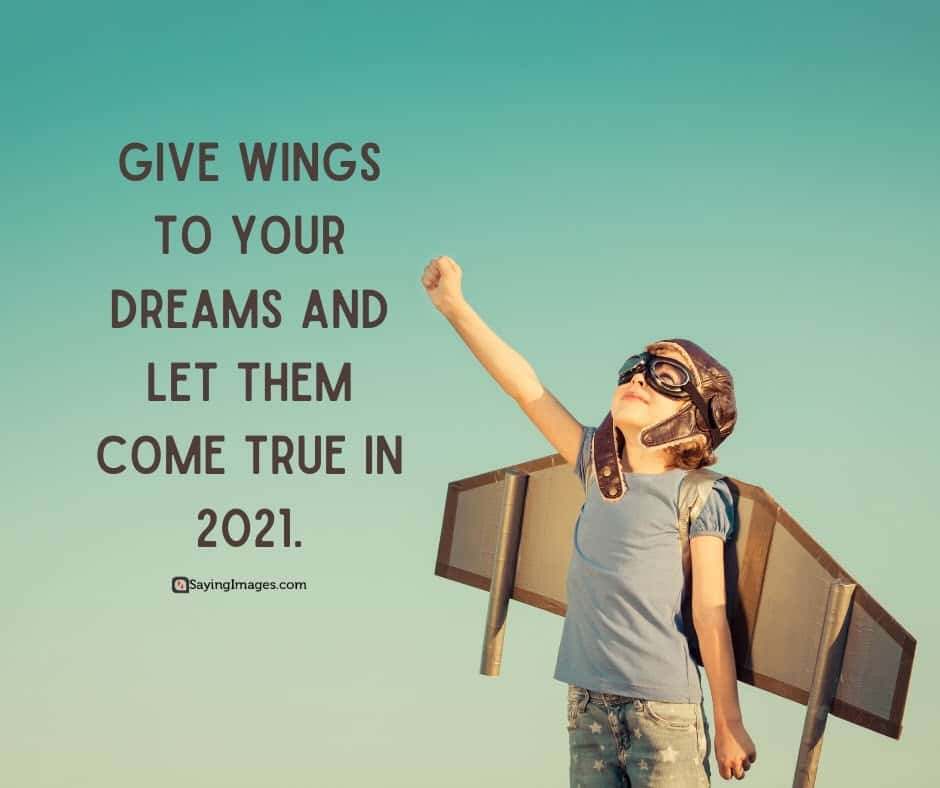 happy new year dreams quotes