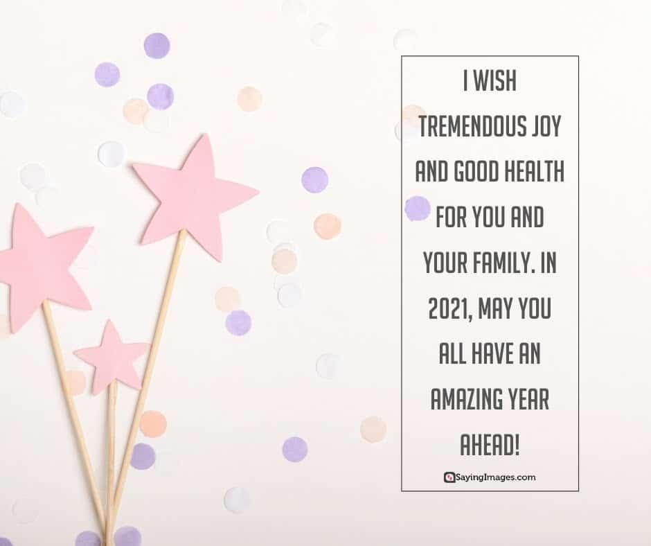 happy new year health quotes