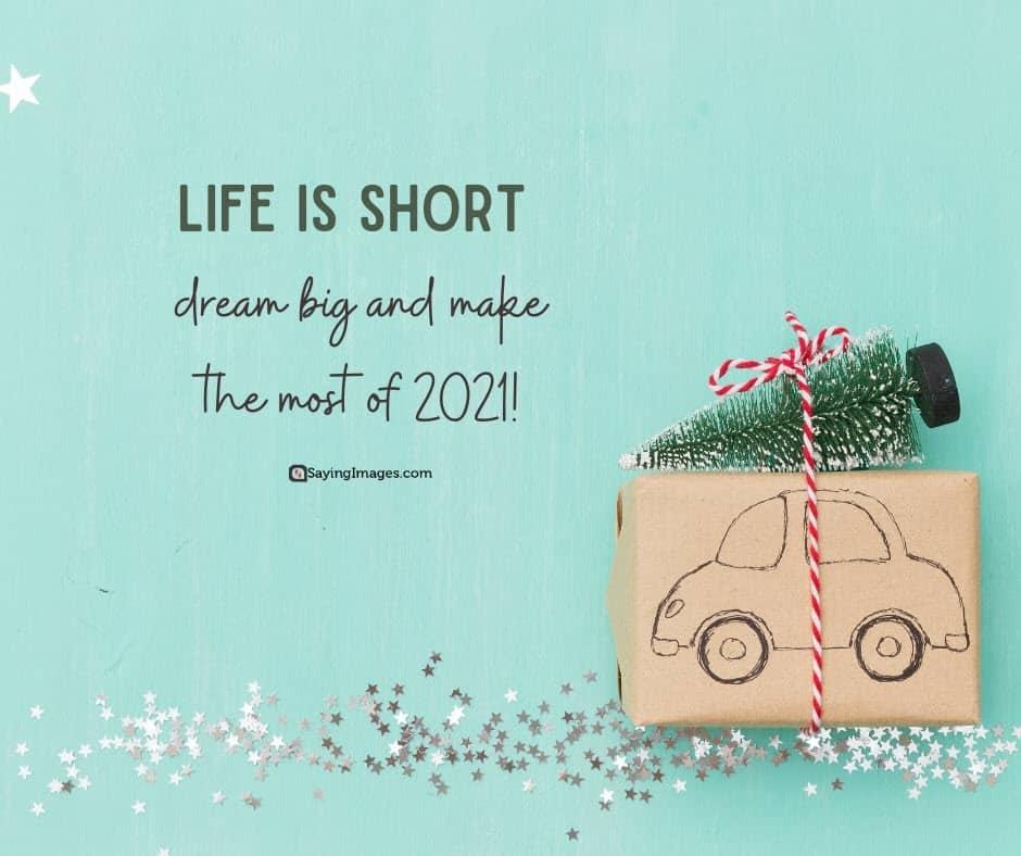 happy new year life quotes