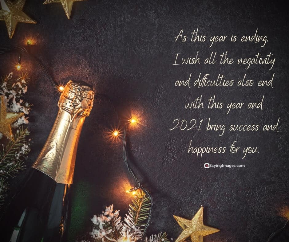happy new year success quotes