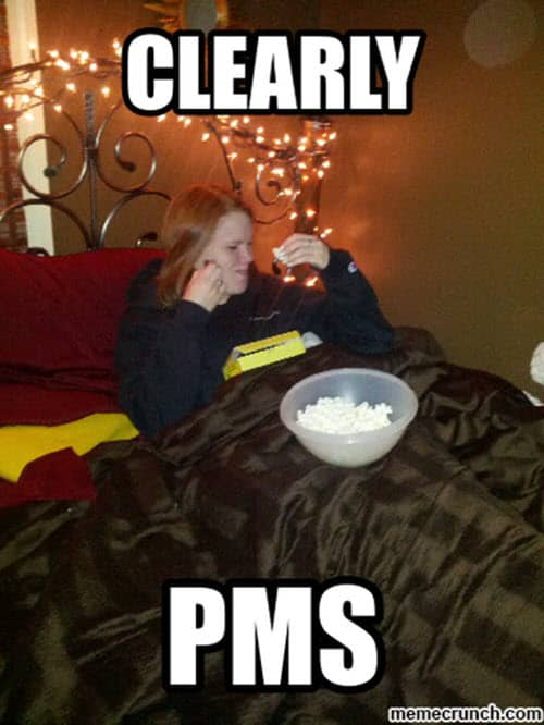 pms clearly meme