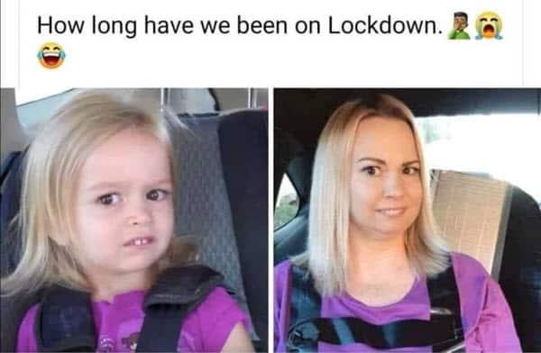 side eye lockdown memes