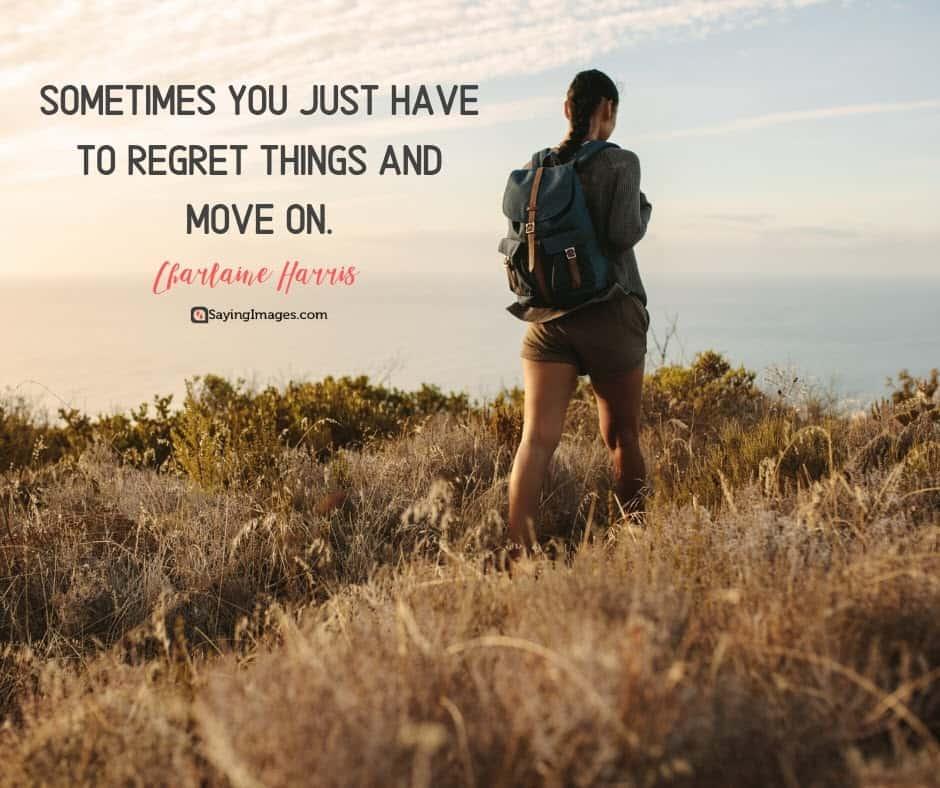 acceptance regret quotes