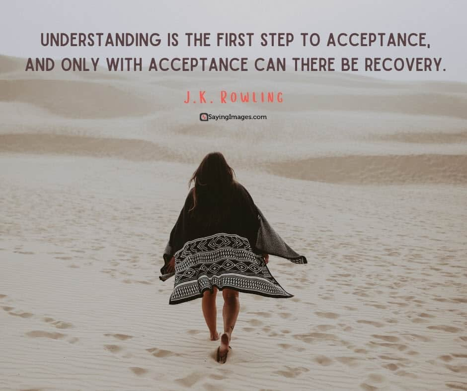 acceptance step quotes