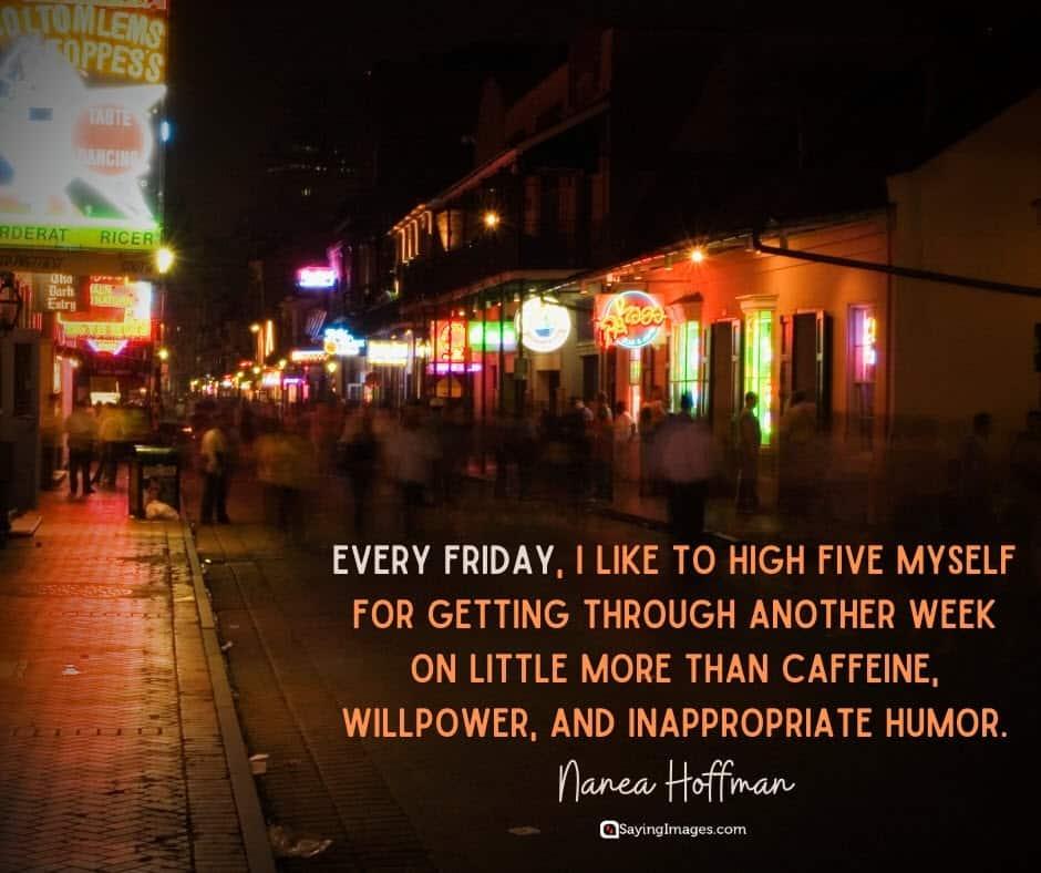 friday caffeine quotes