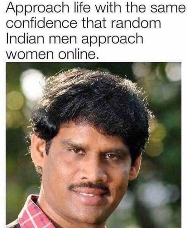 men approach life memes