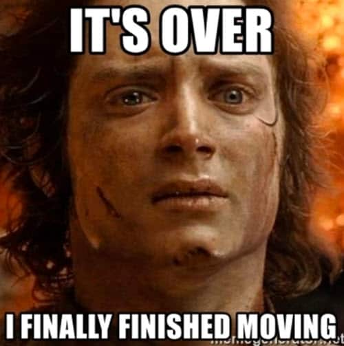 moving its over meme