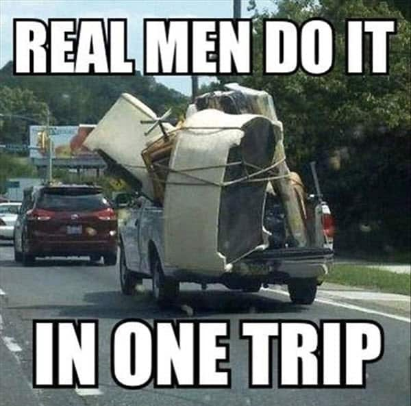 moving real men do it meme