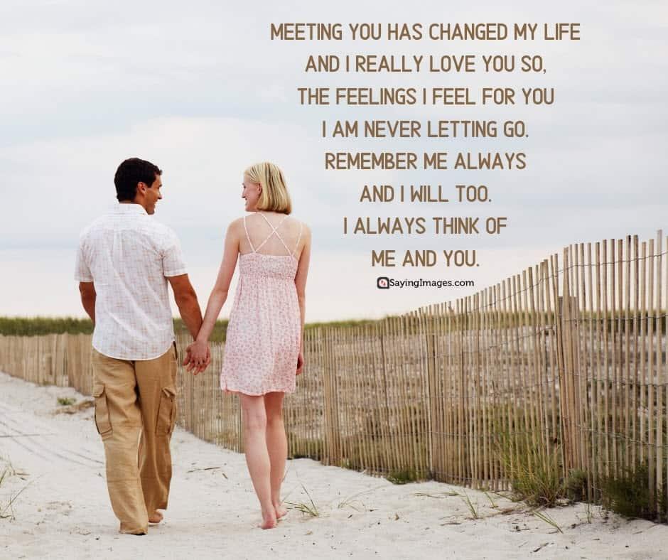 romantic love life poems