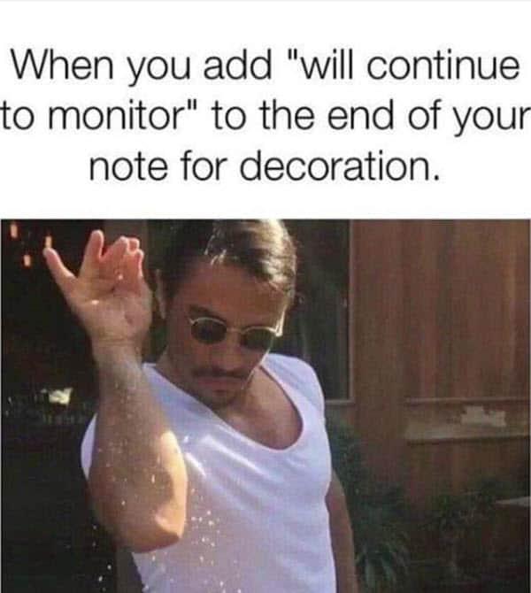 social work end of note meme