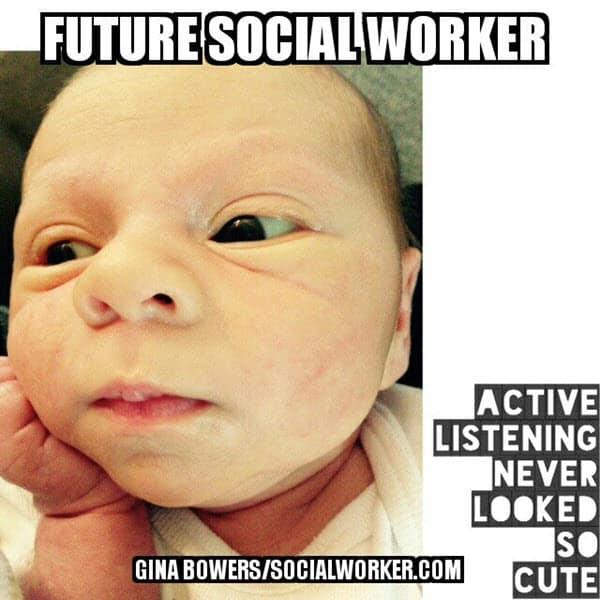 social work future meme