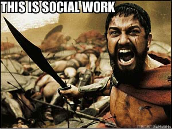 social work this is meme