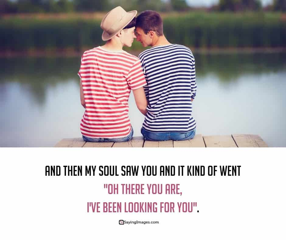 soulmate soul quotes