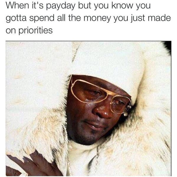 super funny payday memes