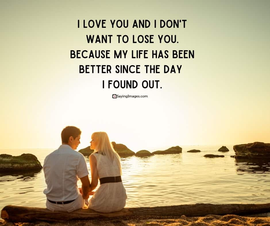best i love you life quotes