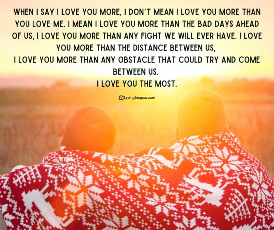 best i love you obstacle quotes