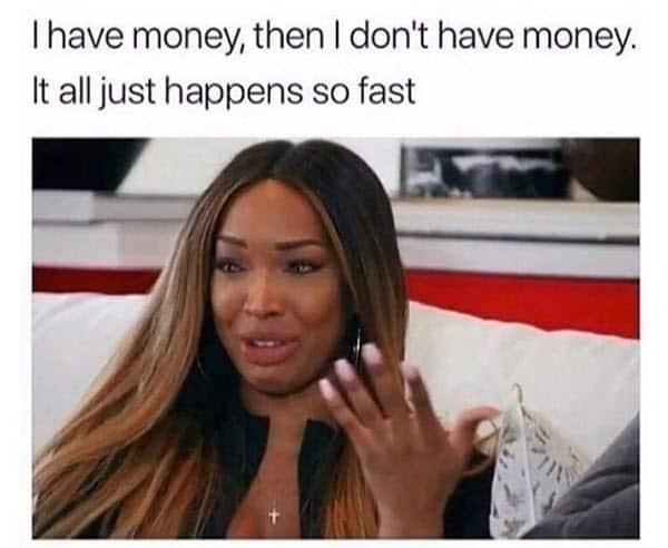broke happens so fast meme