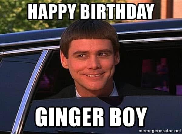 ginger boy meme