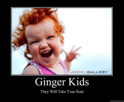 ginger kids meme