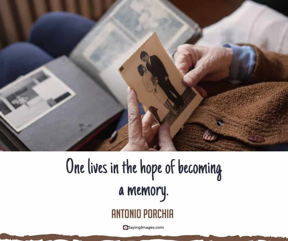 memory lives quotes
