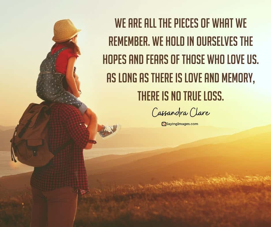 memory remember quotes