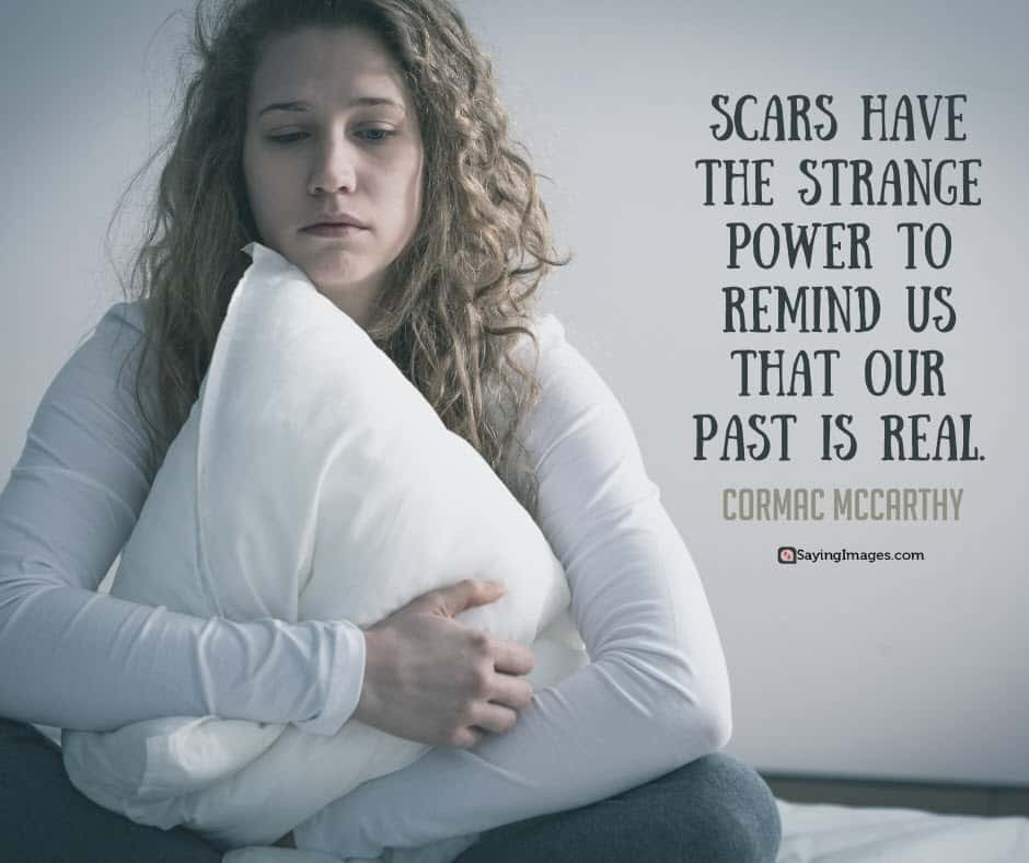 memory scars quotes