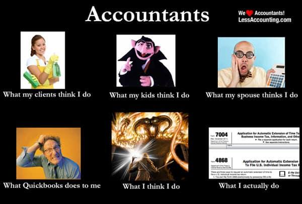 accounting accountants memes