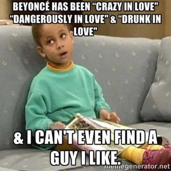 dating beyonce memes