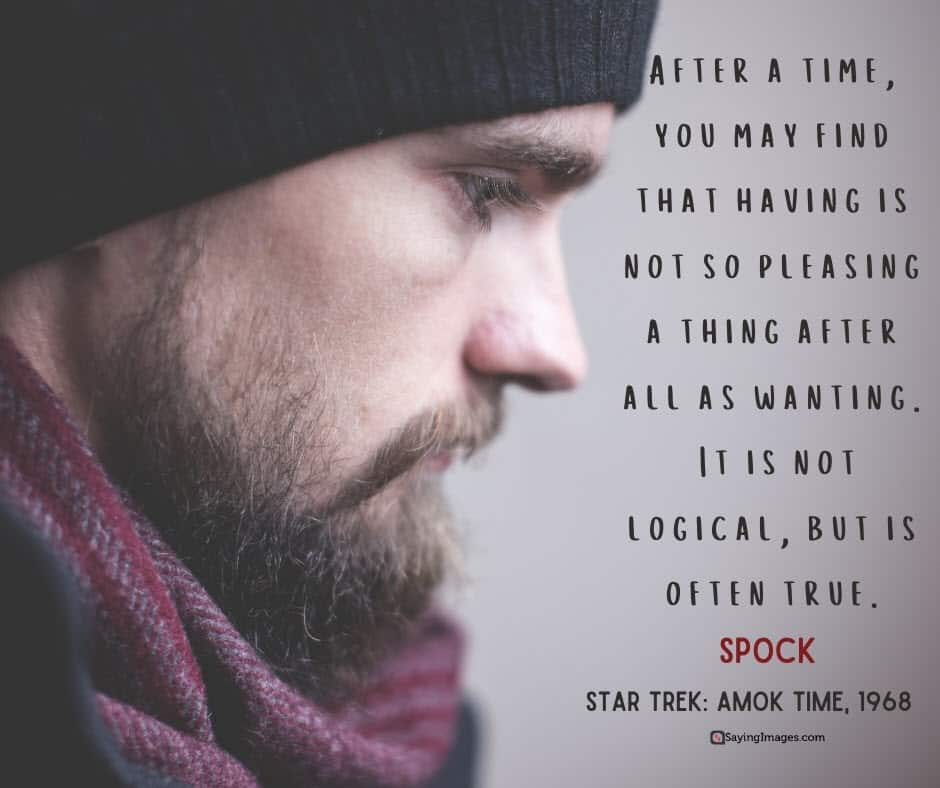 spock time quotes