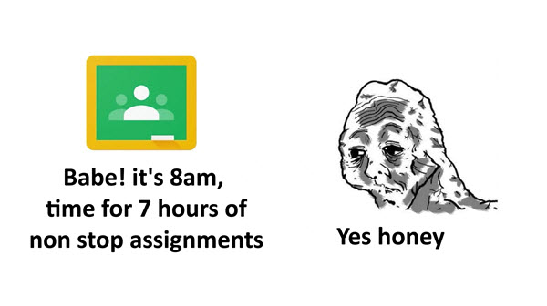 yes honey assignments meme
