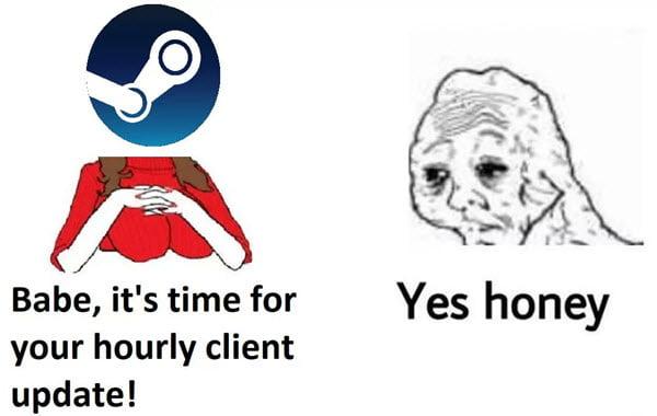 yes honey hourly client update meme