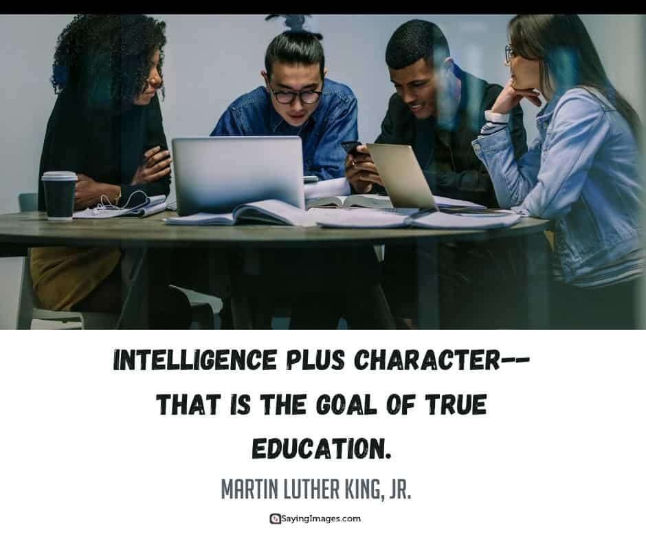 education character quotes