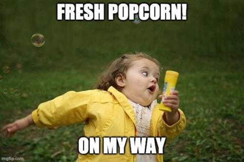 popcorn fresh meme