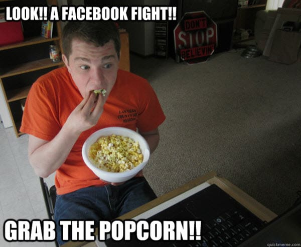 popcorn look meme