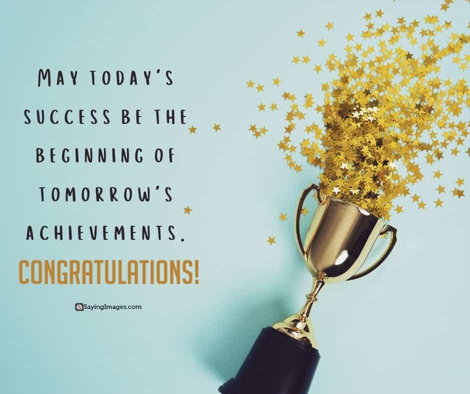 congratulations achievement quotes