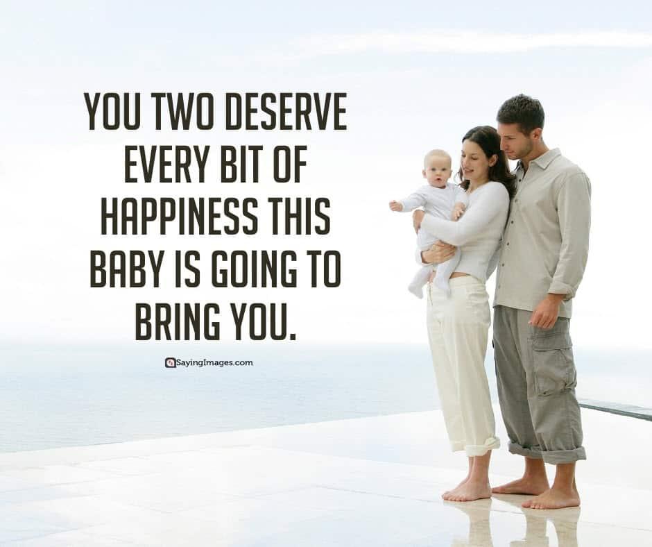 congratulations baby quotes