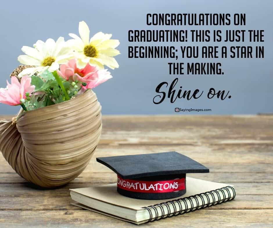 congratulations graduating quotes