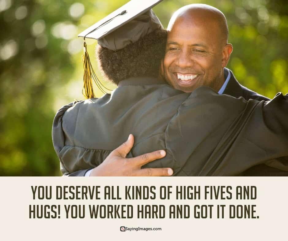 congratulations hugs quotes
