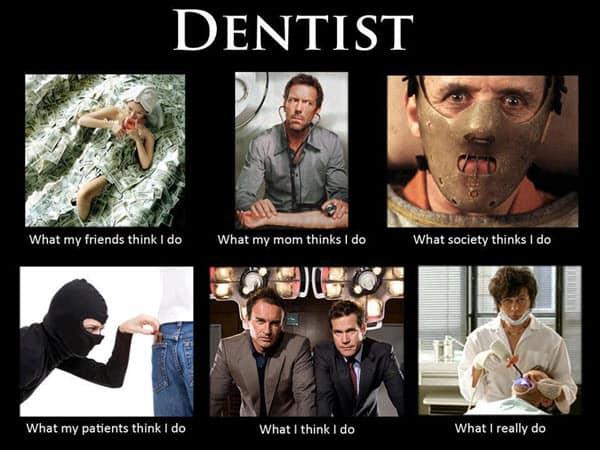 dentist what meme