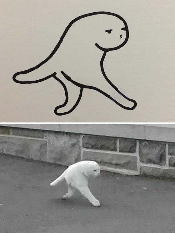 drawing ctrl c meme