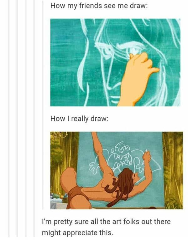 drawing draw meme