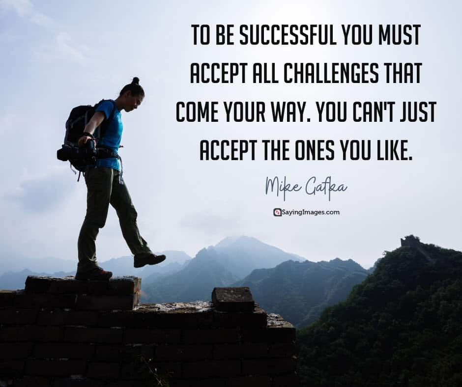 motivational challenges quotes