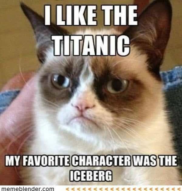 titanic i like meme