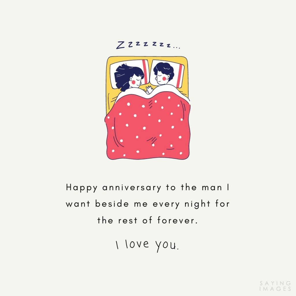 anniversary beside me quotes