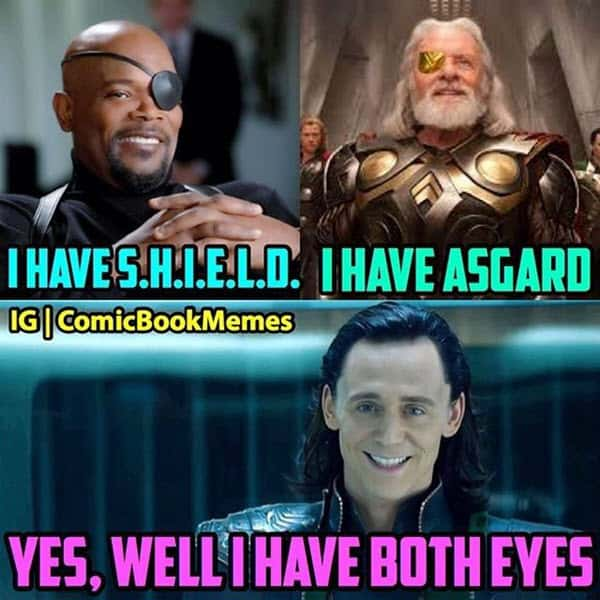 avengers i have shield meme