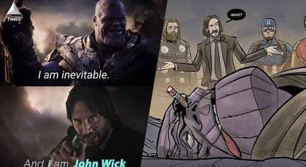 avengers inevitable meme