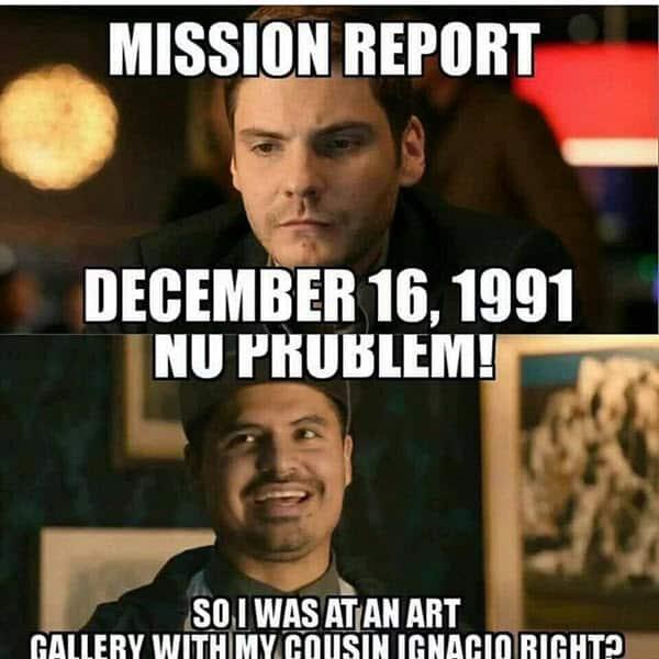 avengers mission report meme