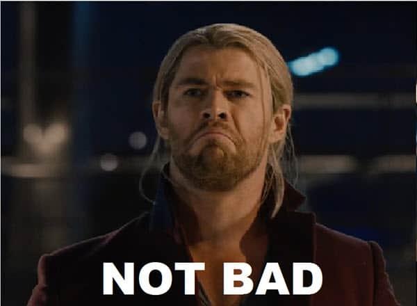 avengers not bad meme
