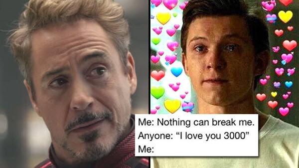 avengers nothing can break me meme