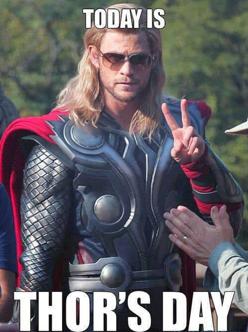 avengers today is meme